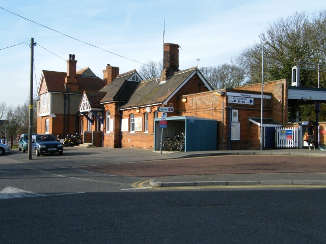 Wivenhoe Railway Station