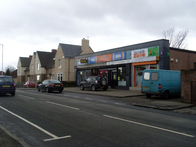 Shops in Coatbridge