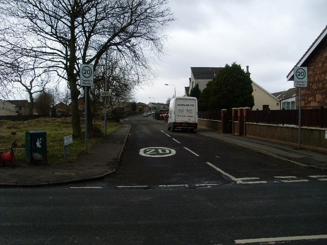 Manse Avenue, Coatbridge