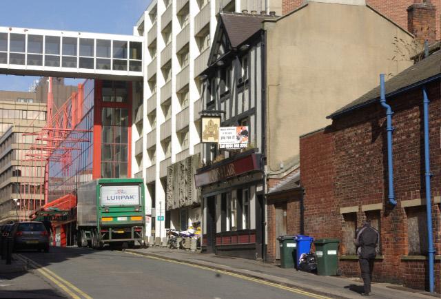Burgess Street, Sheffield