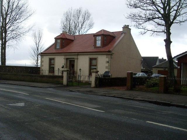 House in Coatbridge