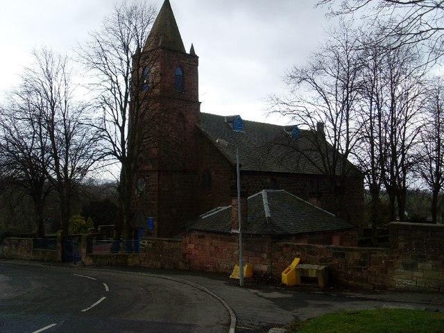 Old Monkland Parish Church