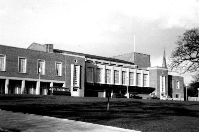 Solihull Civic Hall