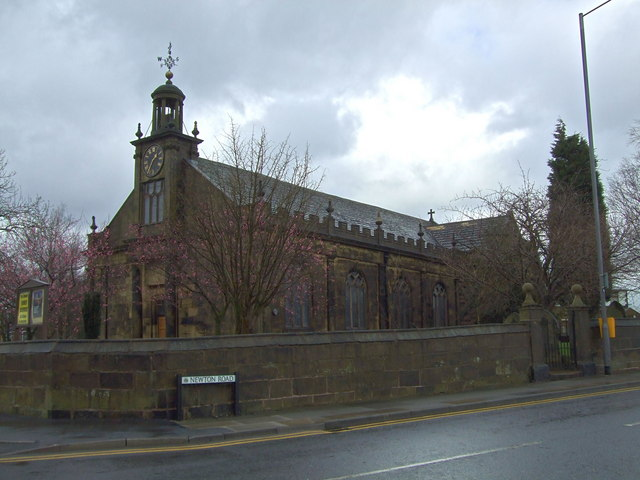 St Aidan's Church, Billinge