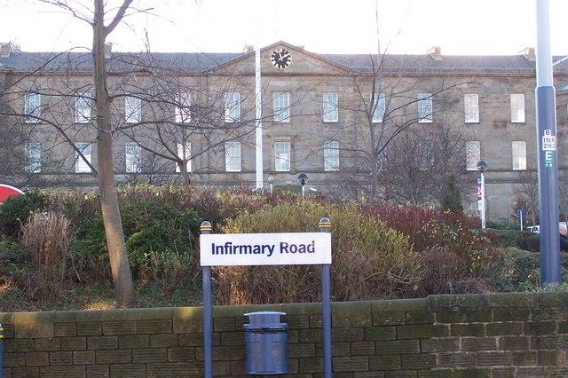 Infirmary Road Tram Stop