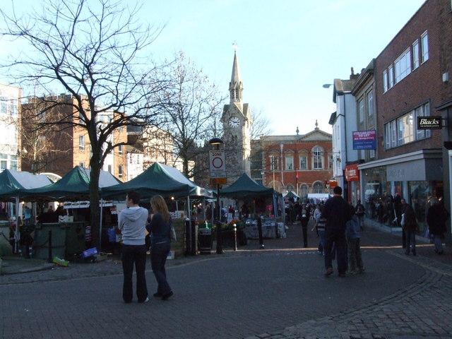 Aylesbury Saturday Market