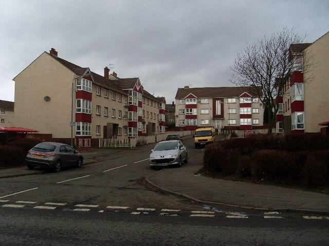 Broom Place, Kirkshaw
