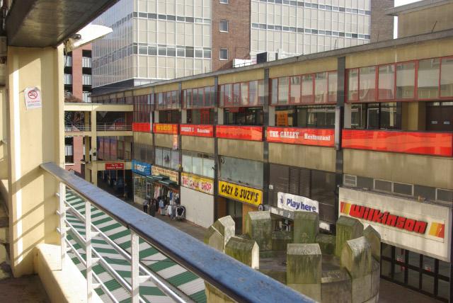 Exchange Street, Sheffield