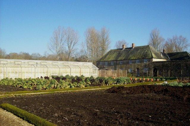 Walled Garden at Forde Abbey