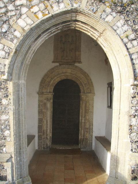 Haddiscoe Church