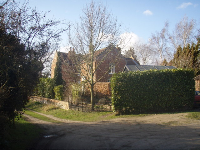 The house at the end of the lane