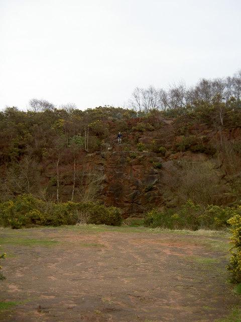 Irby Quarry
