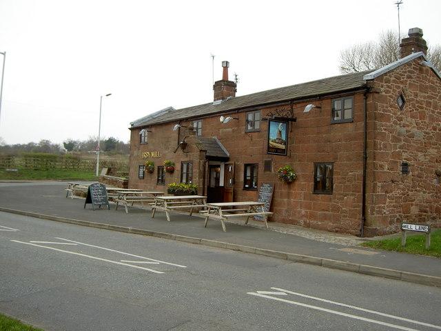 Irby Mill Pub