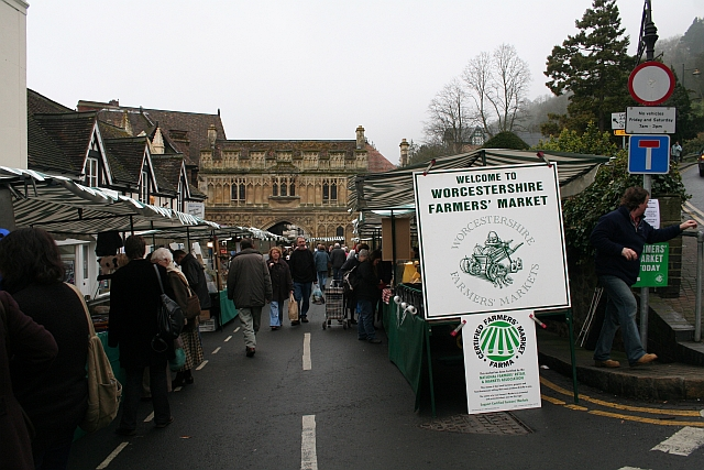 Saturday Farmers' Market