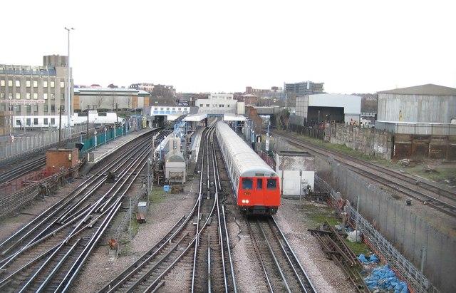 Neasden Underground Station