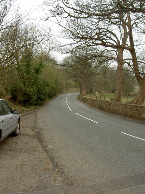 Hill Bark Road.