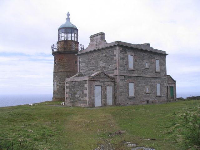 Calf of Man, Lower Lighthouse