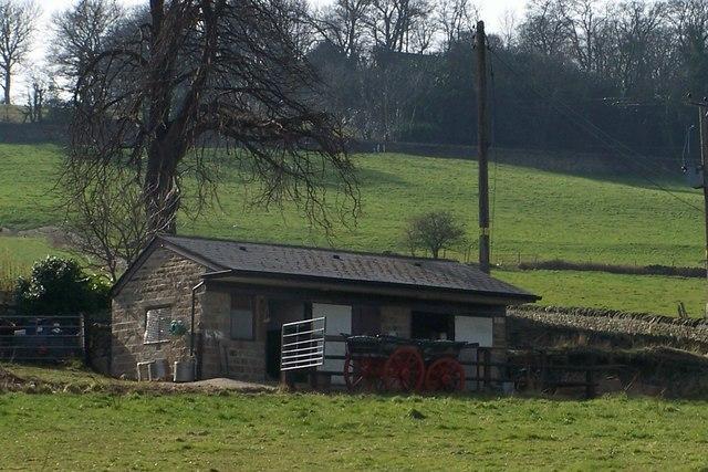 Hawthorn House Stables and Farm Cart