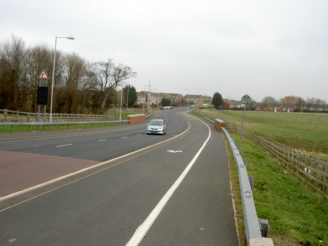 Saughall Massie By-pass