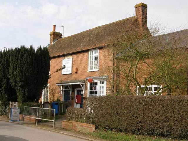 Englefield: post office, shop and tea room