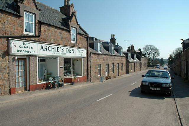 High Street, Archiestown