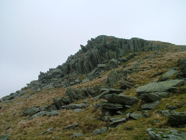 Beastman Crag