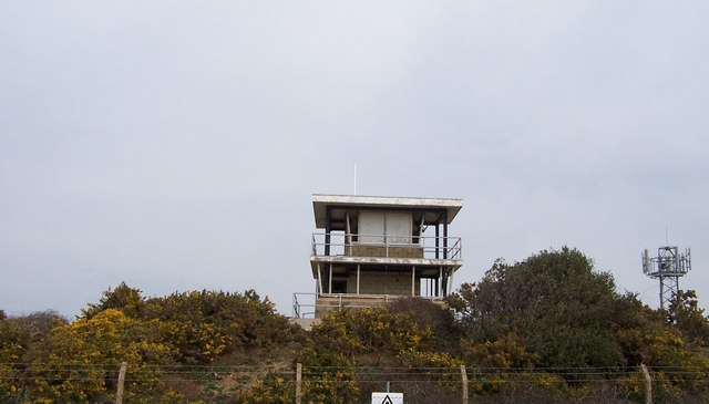 Lookout Tower-Browndown