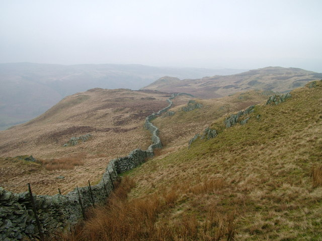 The long wall above Swindale
