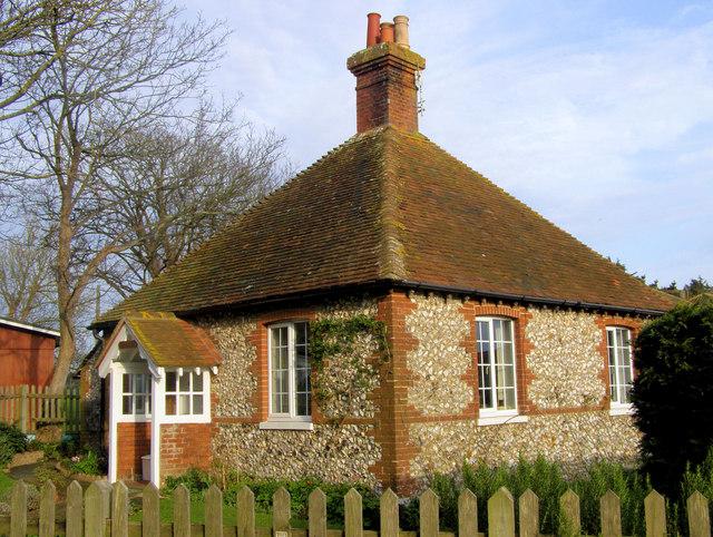 Newlands School Lodge, Seaford