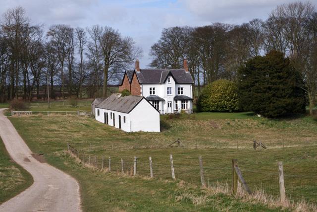 Blanch Farm, near Huggate, East Yorks.