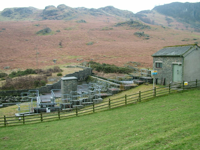 Dam on Swindale Beck