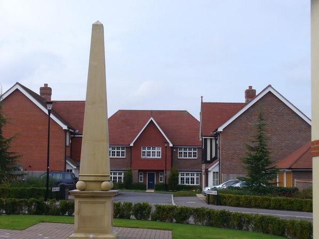 Obelisk, Queen Elizabeth Park
