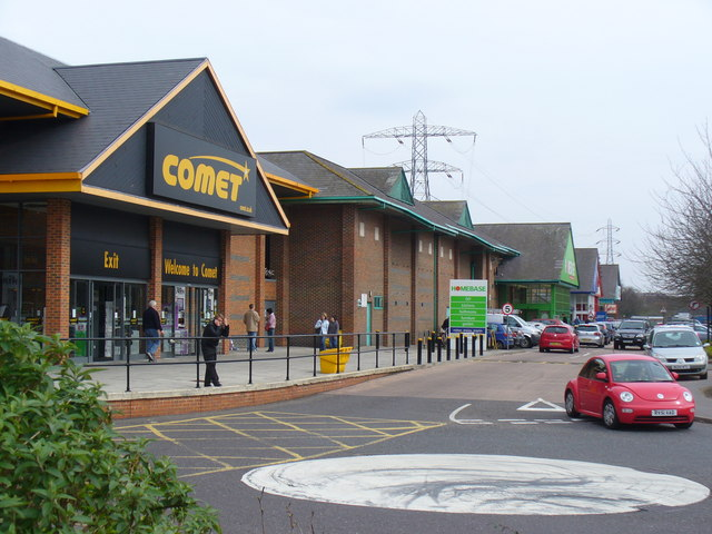 Ladymead Retail Park