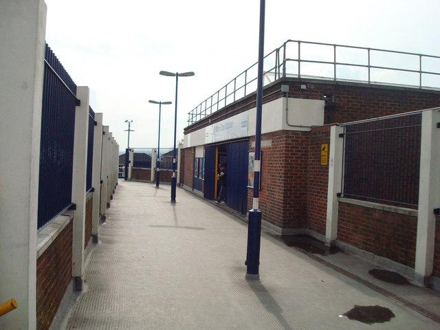 St Mary Cray Station
