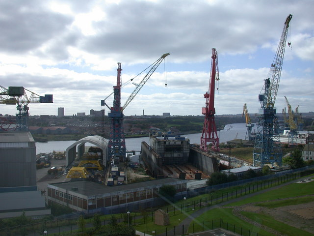 Wallsend Dry Docks