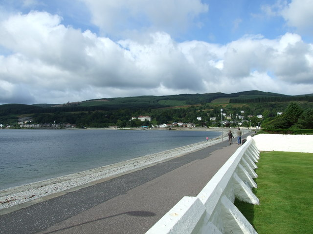 West Bay, Dunoon