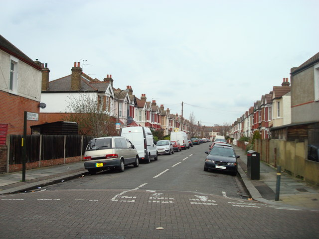 Boscombe Road, London SW17
