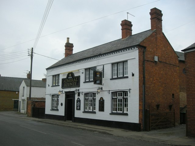 Long Buckby-The Admiral Rodney