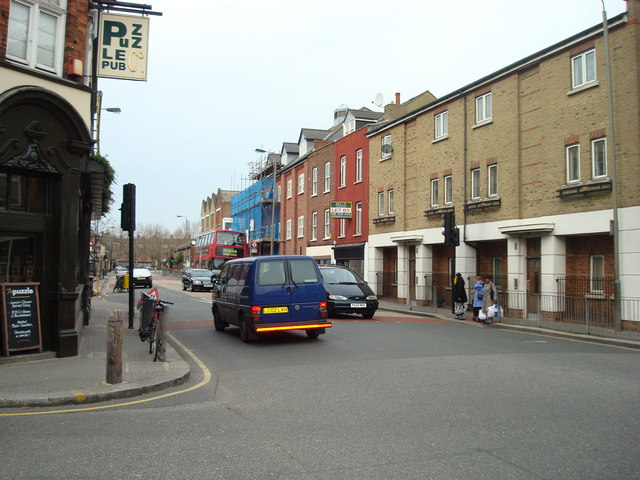 Garratt Lane, London SW18