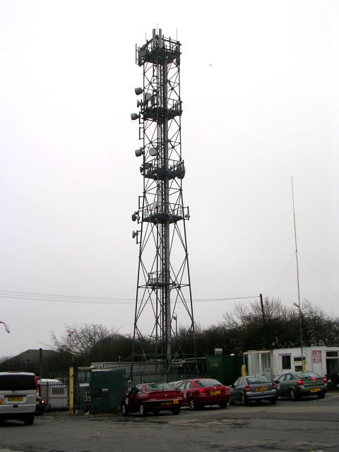 Communications Mast - Cooper Lane