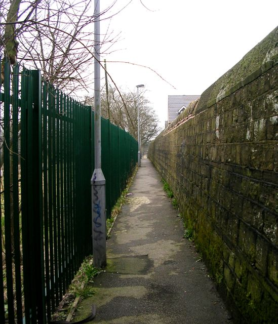 Footpath - Cooper Lane