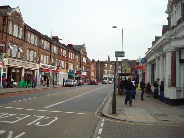 Garratt Lane, London SW18