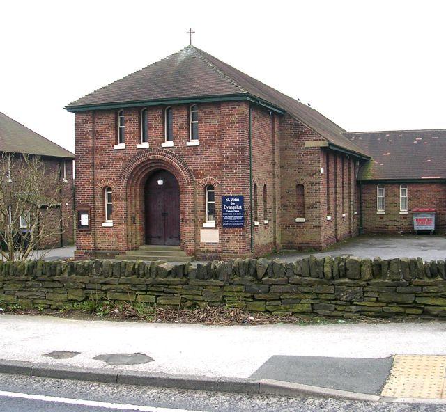 St John the Evangelist Catholic Church - Cooper Lane