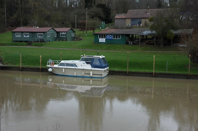 Pershore Marina and Boatyard