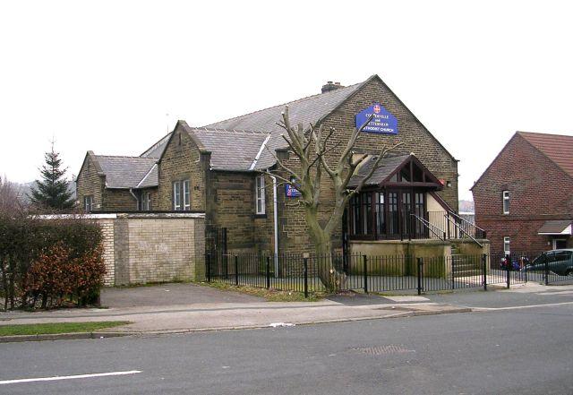 Cooperville & Buttershaw Methodist Church - Bellerby Brow