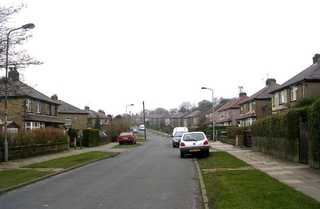 Westbury Road - Mandale Road