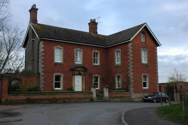 Farmhouse in Eckington