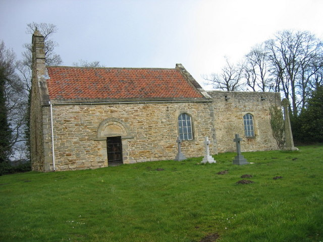 Old Chapel, Croxdale
