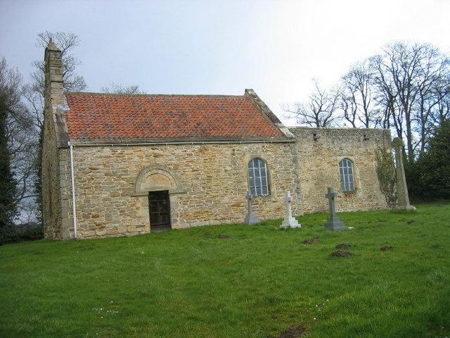 Old Chapel, Croxdale