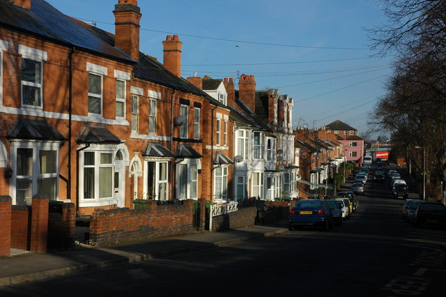 Stanley Road, Worcester